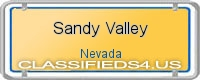 Sandy Valley board